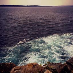 wapautumn horizon nature ocean freetoedit