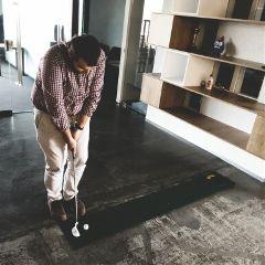 work play golf picsart office