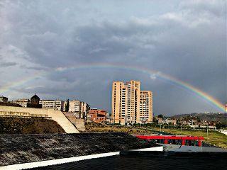 rainbow yerevan niceday goodweather