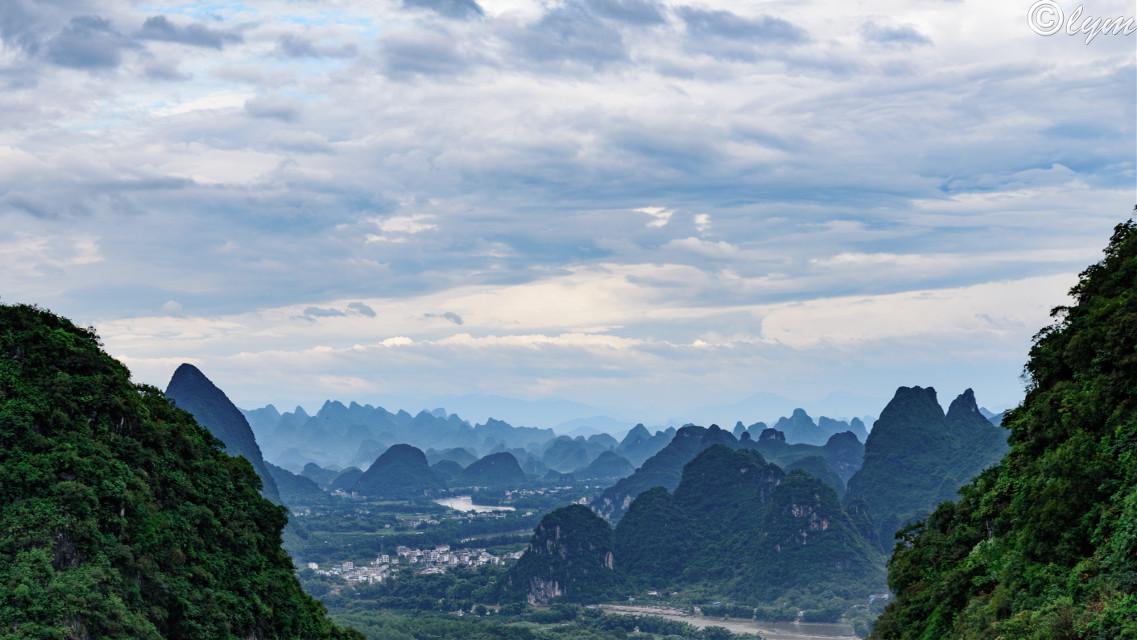 #China #Guilin #Yangshuo #