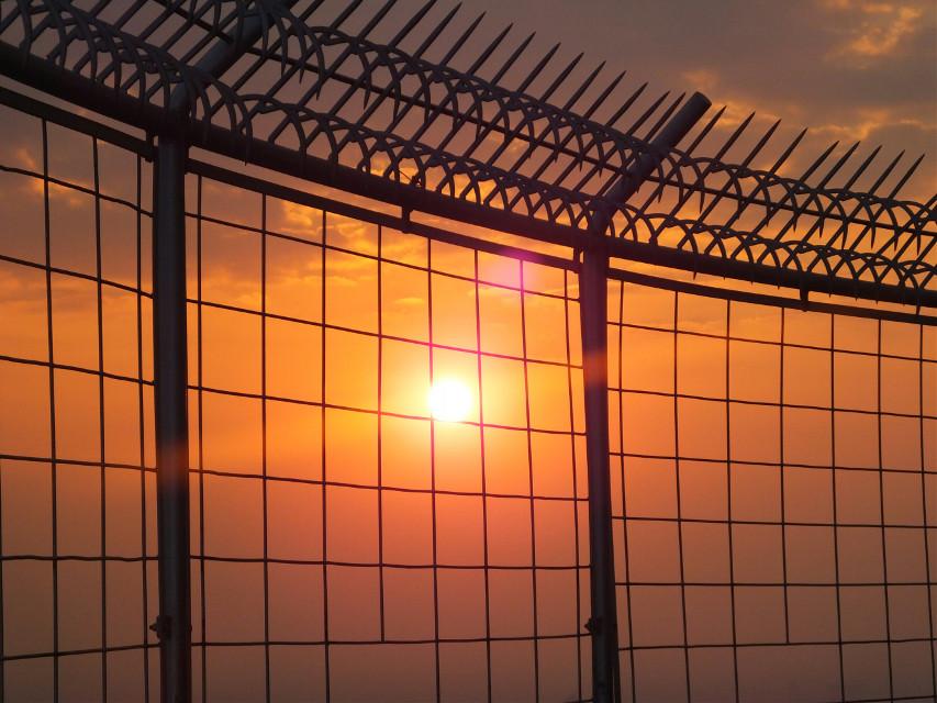 #photography #travel #orange #sky #sunset #sun #evening