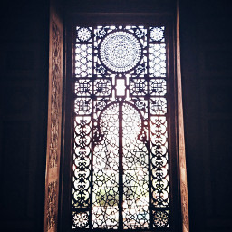 silhouette window islamic_art photography