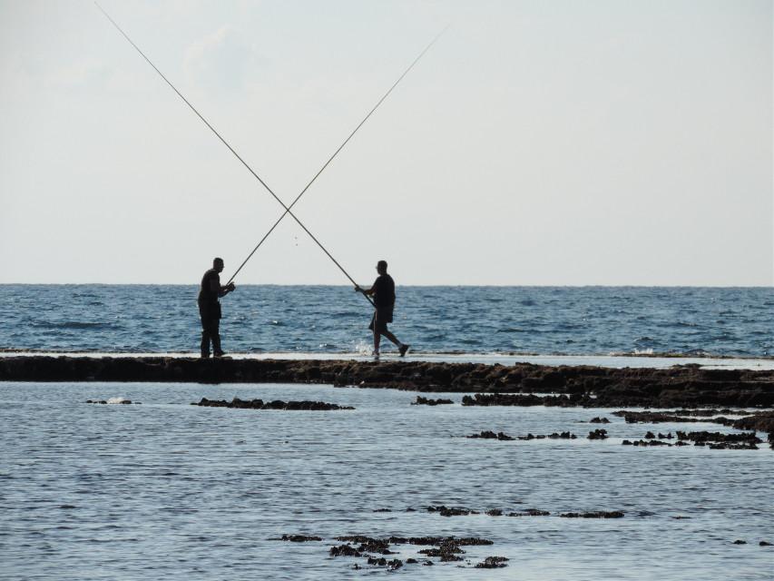 Caesarea beach, Israel   #people #travel #beach #photography