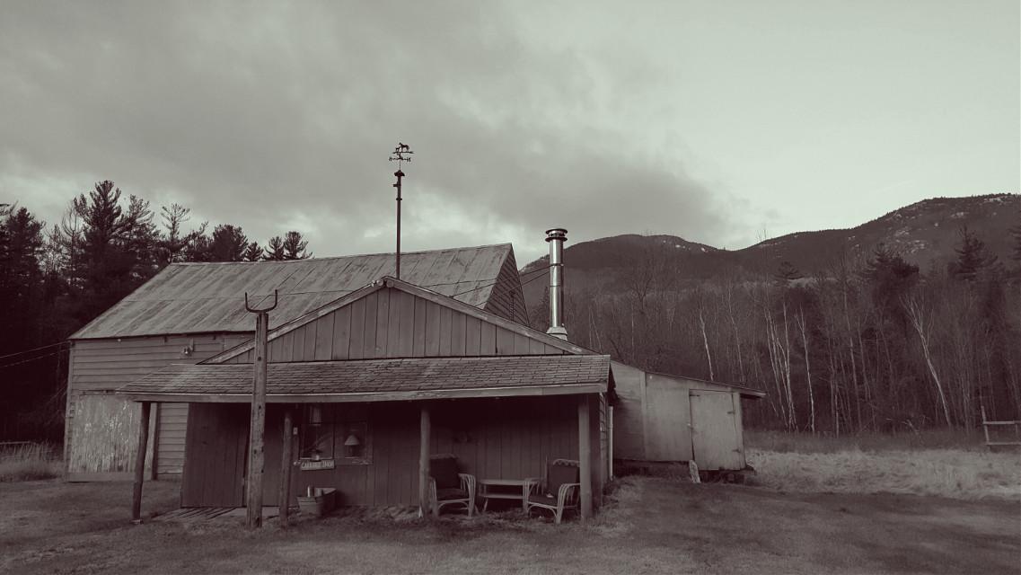 #blackandwhite  #rural