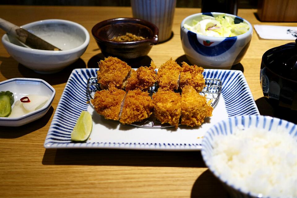 2015.12.18杏子豬排