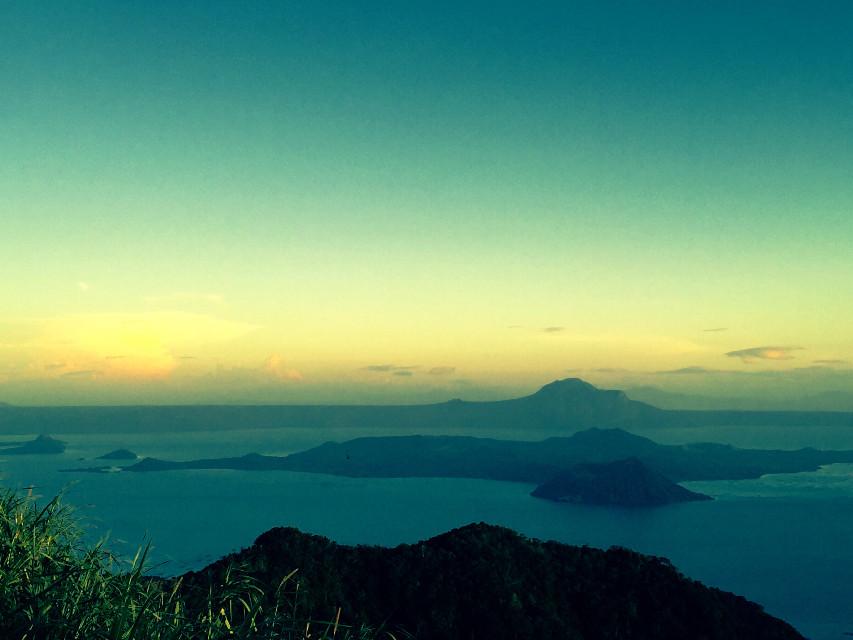 Taal Volcano, Tagaytay, Philipines