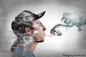 smokingandtobaccokills edited freetoedit photography people