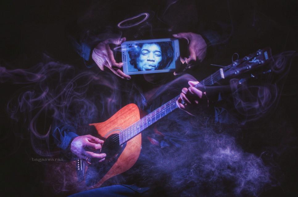 Purple Haze!  #art #music #hdr #antiselfie #photography