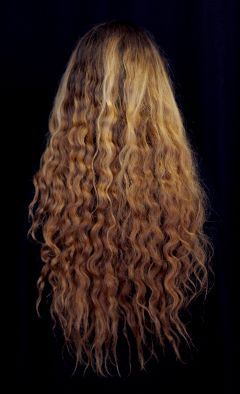 photography girl hair studio blonde