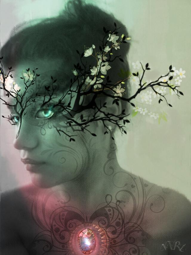 #flower #colorful #colorsplash #emotions #photography #fantasy #MyArt #people #love #nature  #FairyTale