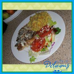 deliciousmeals chicken mushrooms salad easymeal