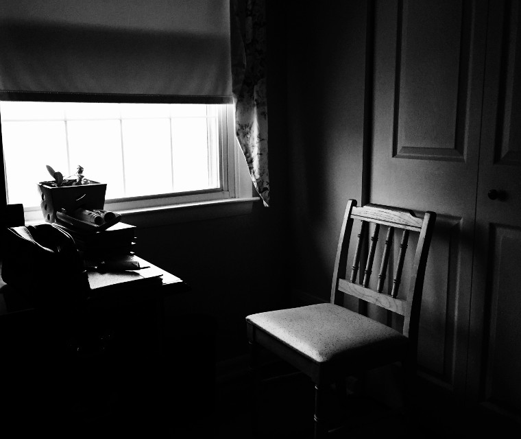 The second chair edit #blackandwhite #shadows #highcontrast #chair #serenity