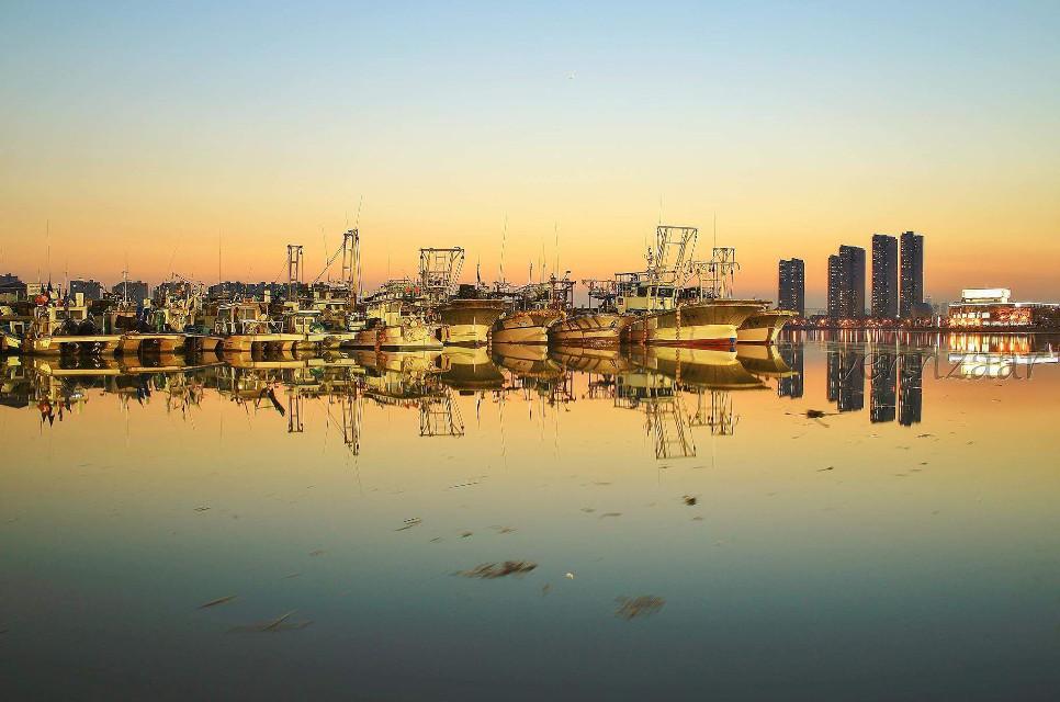 #boats #southkorea
