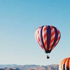 freetoedit balloon colorful nature vintage