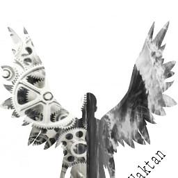 doubkeexpesure man angel freetoedit angelmen
