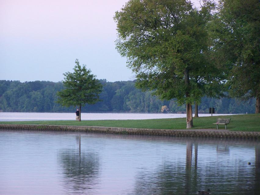#nashville #tennessee #lockland #park #scenic #nature #dam #recreational @davidtazpatton