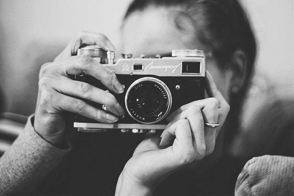 Old Leningrad camera 1956 #blackandwhite #oldphoto #photography