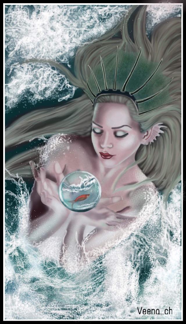 #wapfloatonwater #wdpsplash #drawing #mydrawimg  #art #digitalart #digitaldrawing #splash #fish #petsandanimals #mermaid  Web reference used