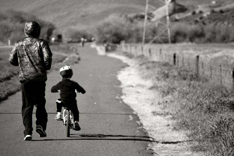 #photography #blackandwhite  #emotions #people  Quality time