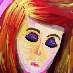 softcolors dailyinspiration drawing painting fingerpainting