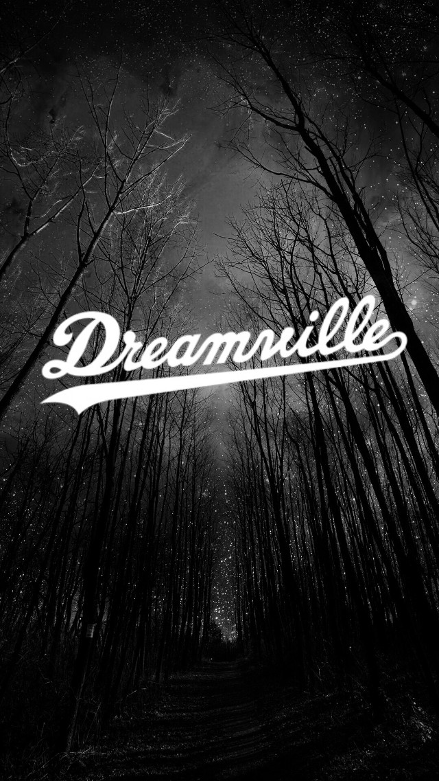 Dreamville lock/home screen #Dreamville
