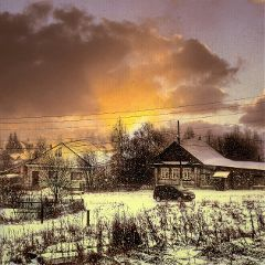 colorful nature photography snow travel