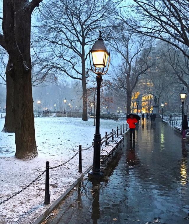 #interesting#Park#winter