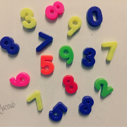 numbers photography