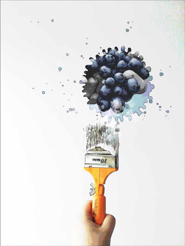 #myedit using @freetoedit and fte image #shapecrop #watercoloreffect #drawtools