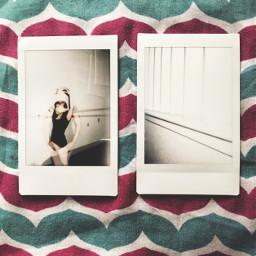 polaroid instax ballet bedsheet fujifilm