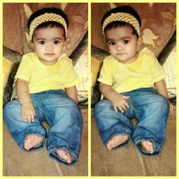 myangel cute baby emotions love
