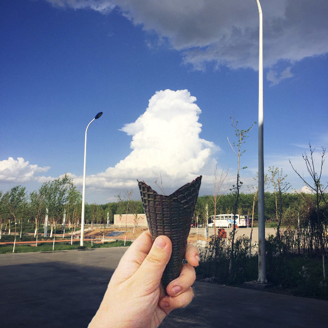 #nature #art #summer    #lifestyle  Here is an ice-cream for you. #FreeToEdit