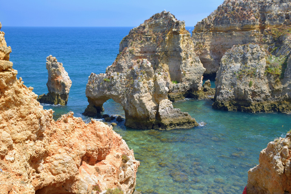 #wppvacation   #travel #lagos #portugal #interesting #ocean #sea #water #mediterranean #vacation             #FreeToEdit #nature