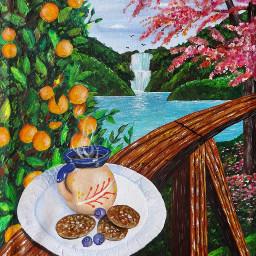 coffeetime landscape