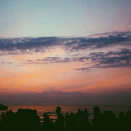freetoedit summer sunrise black sea