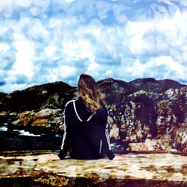 #remix #bythebeach #clouds #volim #whateven