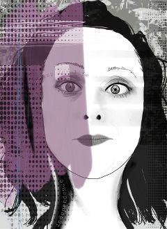 freetoedit edited portrait texture drawingtools