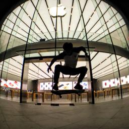 freetoedit olloclipactive skateboarding