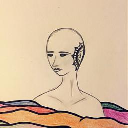 freetoedit extraterrestrial cosmos art wave