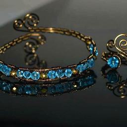 art jewelry jewellery handmadejewelry wirejewelry